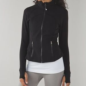 Lululemon Black Hustle In Your Bustle Jacket